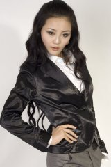 韩版长袖小西装外套