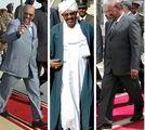 """苏丹总统巴希尔总是那样衣冠楚楚西服格履。令人疑惑的是乌干达总统穆塞韦尼曾被称为""""非洲民选榜样"""",这次为啥却被打入冷宫,成了""""全球九大专制者""""之一。"""