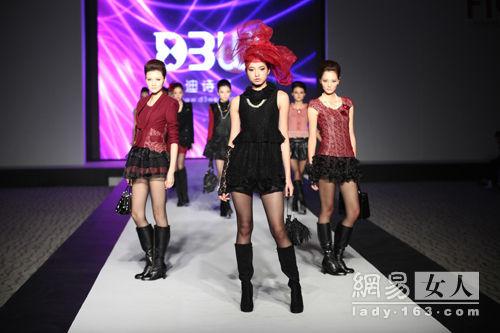 台·风在吹-2012春夏台湾品牌分离公布会