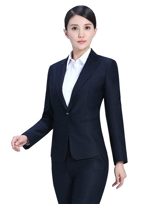定做职业装:女性职业装搭配(1)