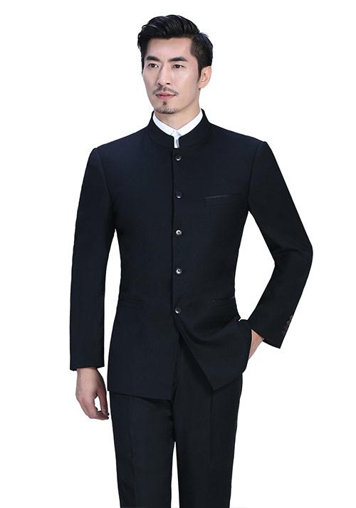 北京定制男士职业装西装—男西裤的绘制步骤