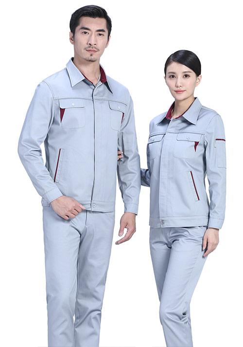 北京定制夏季工作服—混凝土公司员工穿什么样的夏季工作服