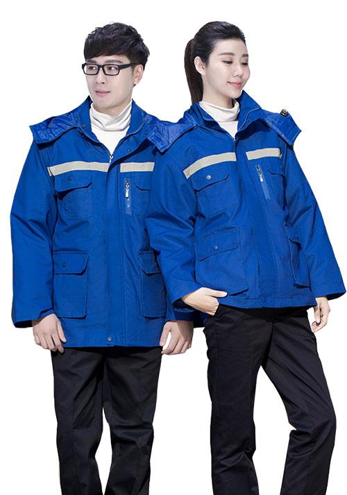 北京冬季工作服定做如何选择
