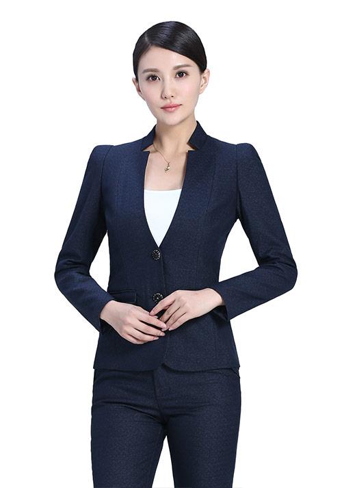 北京定制女士行政职业装之各种服装面料的风格和特性