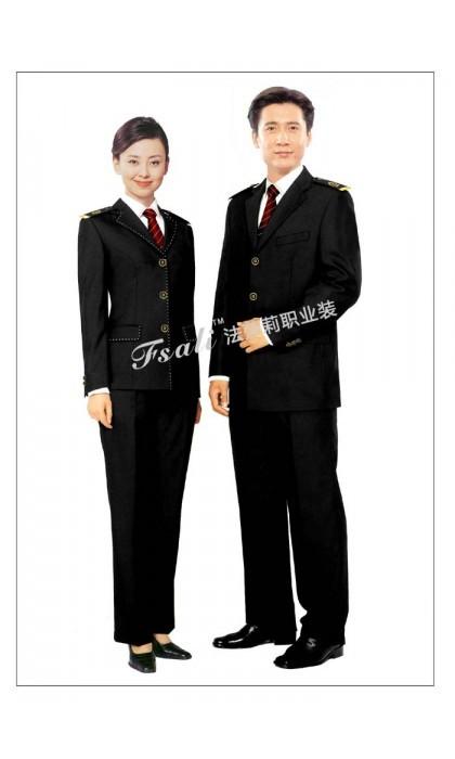 北京定制政府执法工作服之中国银行工作服款式大全
