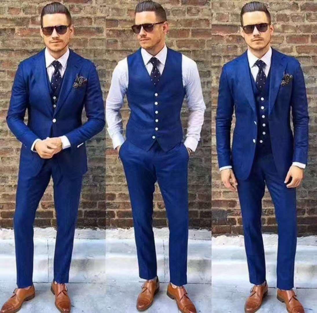 男装西服定制 男士定制西装十大要点