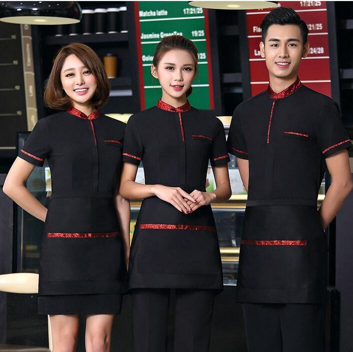 酒店制服 北京客房服务员制服定做 为什么要统一制服呢?