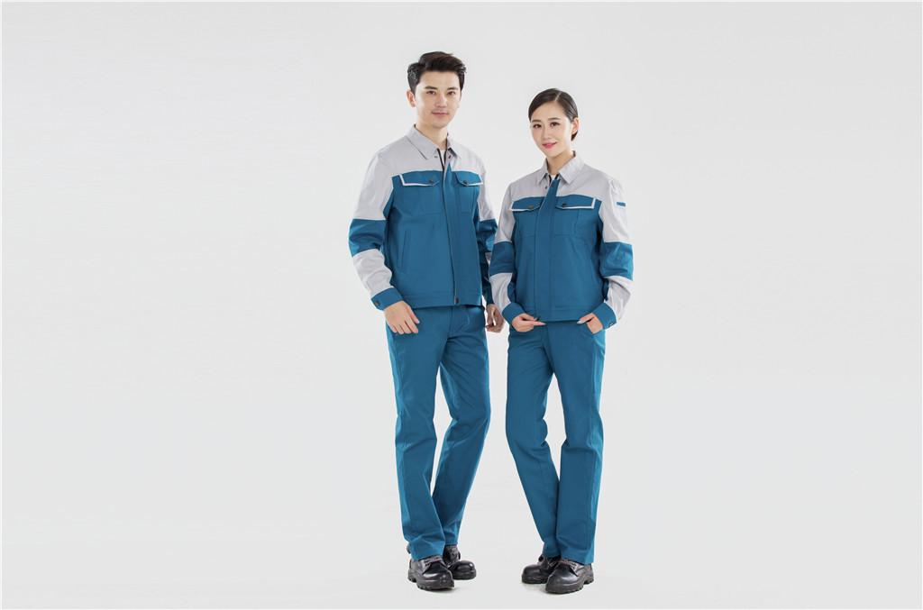春季工作服北京工作服春装定制选什么颜色好呢?