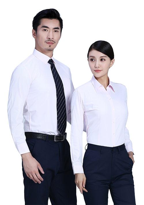 正装衬衫和领带如何搭配