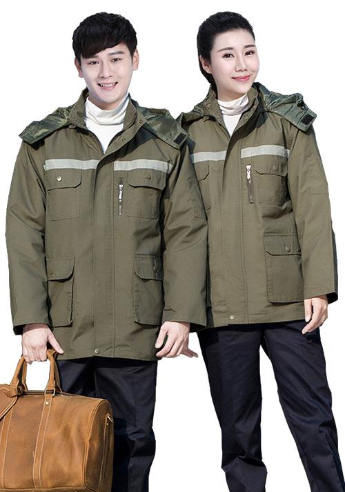秋冬季定制工作服面料应该如何选择?