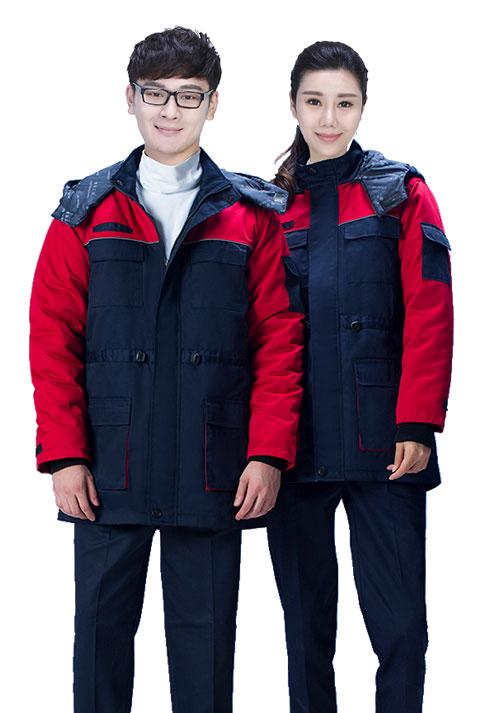 阻燃工作服是防火安全防护的盾牌