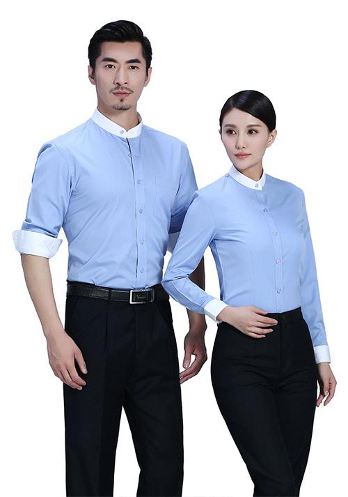 工作服款式你了解多少?