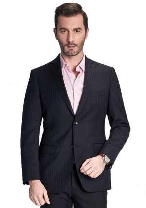 时尚男人西装原则