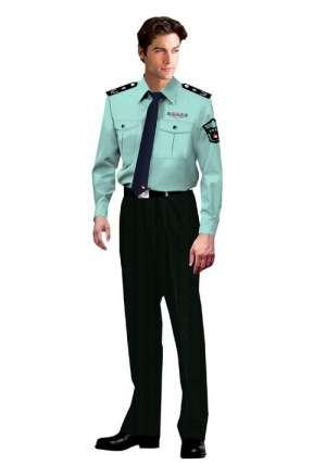 保安服定做选择什么样的面料?