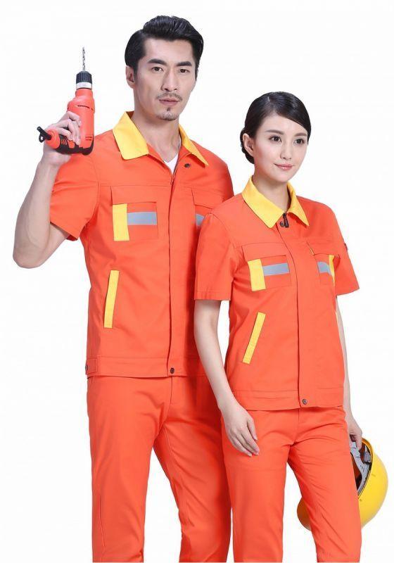 环卫工人工作服定制要求和环卫工人的作业环境