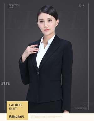 女士职业装1