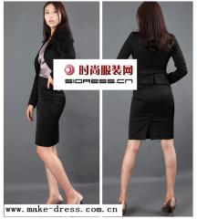 在北京定制职业装的生产厂家